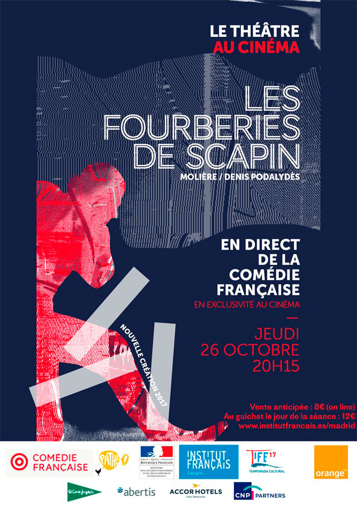 Fourberies Scapin