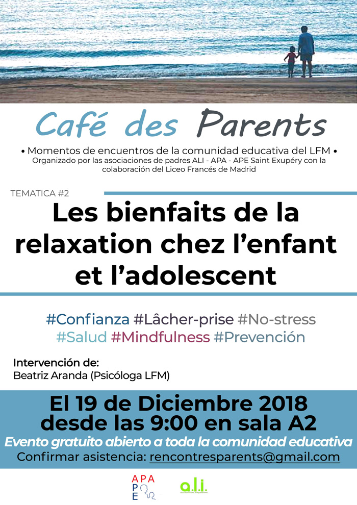 Cafe des parents 2