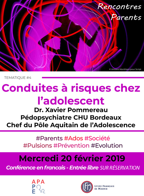 Conference conduites risques