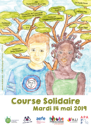 Course solidaire 2019