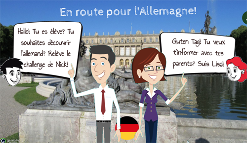 Option allemand