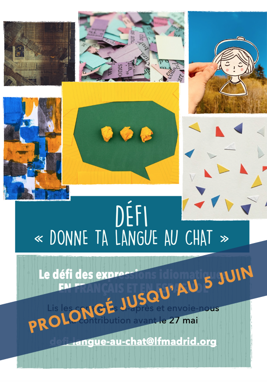 "Défi ""Donne ta langue au chat"""