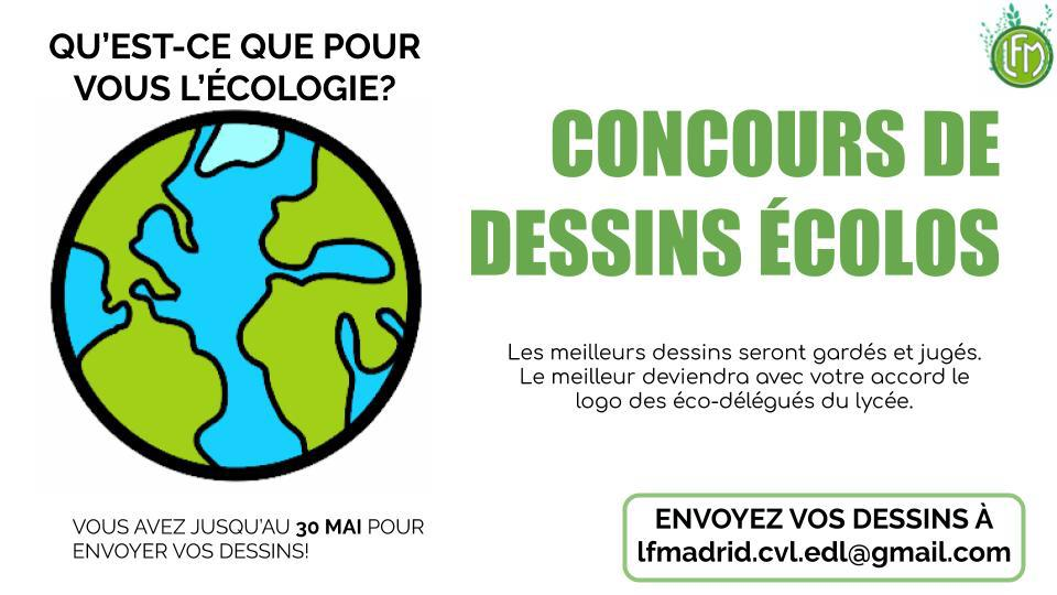 Concours dessins ED lycee